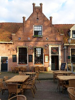 Kerkplein, Vollenhove, House, Building, Historic