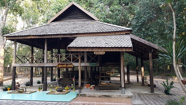 Luang Poo To Stable, For Priests, Sakon Nakhon, Measure