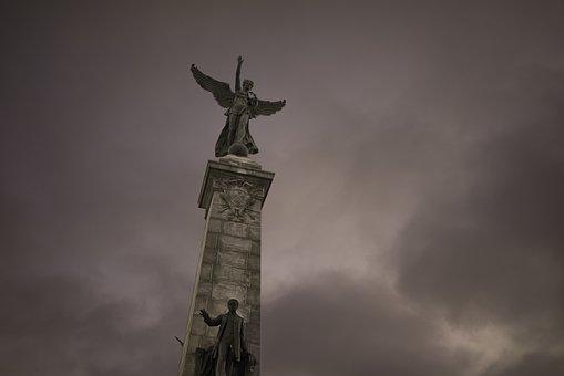 Renommee, Monument, Sir George-etienne Cartier