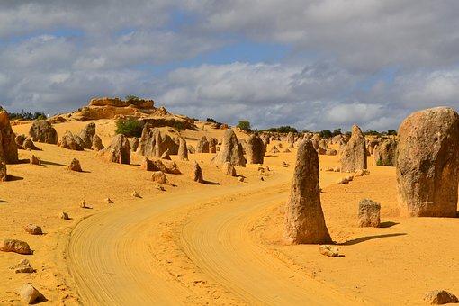 Nambung National Park, Western Australia, The Pinnacles