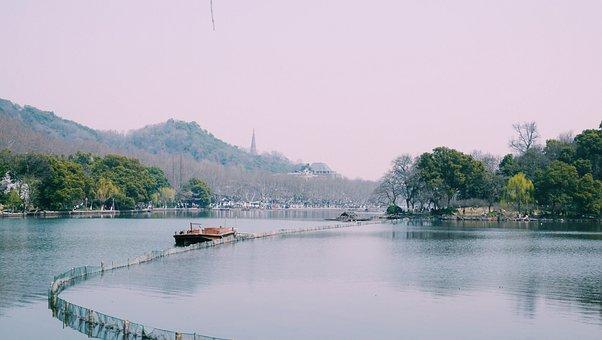 West Lake, The Scenery, Hangzhou