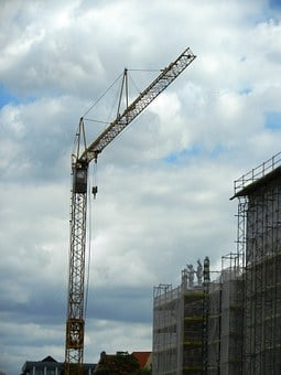 Building, The Work Of The, The Lift, Construction