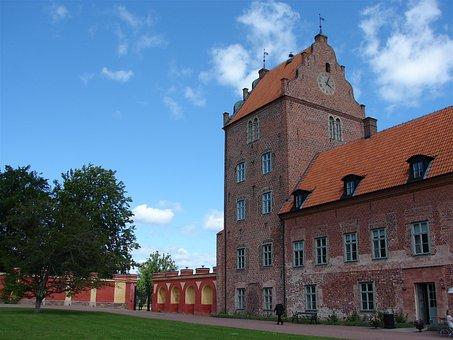 Baekkeskov, Monastery, Scania, Sweden, Building