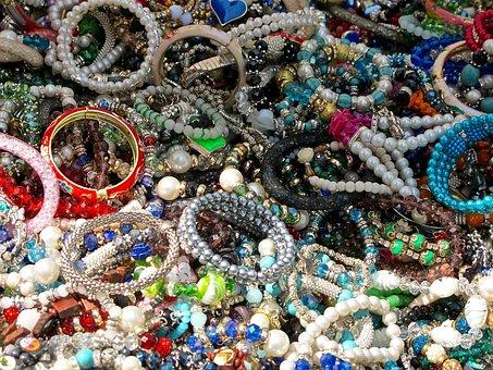 Jewelry, Bling, Trinkets, Beads, Bracelets