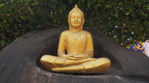 Buddha Statue, Buddha, Statue, A Pilgrimage, Buddhism