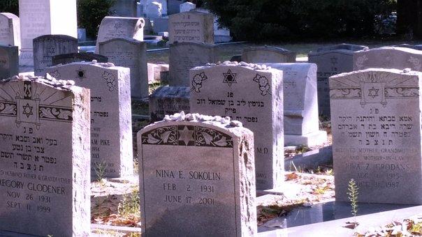 Bonaventure, Georgia, Savannah, Jewish, Grave, Cemetery