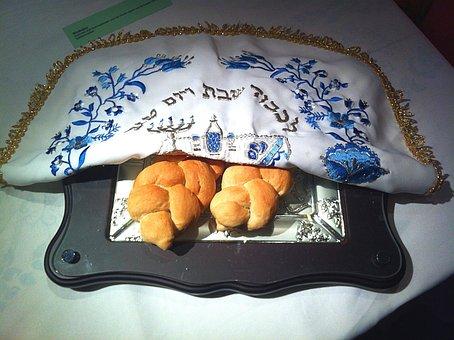 Challah, Shabbat, Challah Board, Jewish, Bread