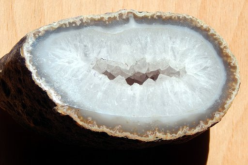Geode, Stone, Rock, Nature, Crystal, Geology, Agate