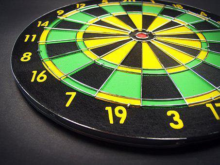Target, Goal, Aiming, Dartboard, Aim, Focus, Arrow, S