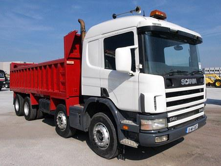 Truck, Scania, Cargo, Delivery, Lorry, Machine, Haulage