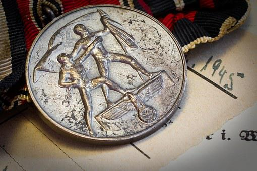 Austria-medal, Order, World War Ii, Documentation