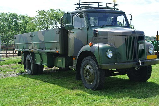 Truck, Scania So Super, Oldtimer, Vehicle, Exhibition