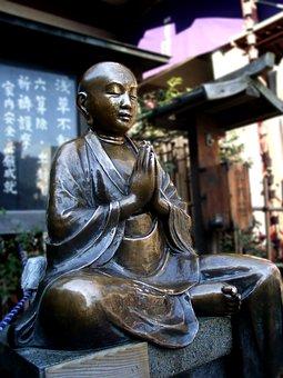 พระ, Monks, Religion, Statue, For Priests, Merit