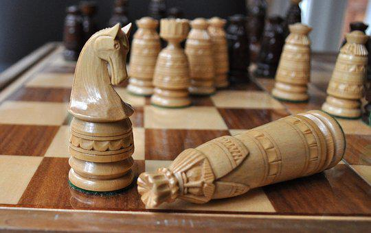Chess, King, Knight, Strategy, Game, Success