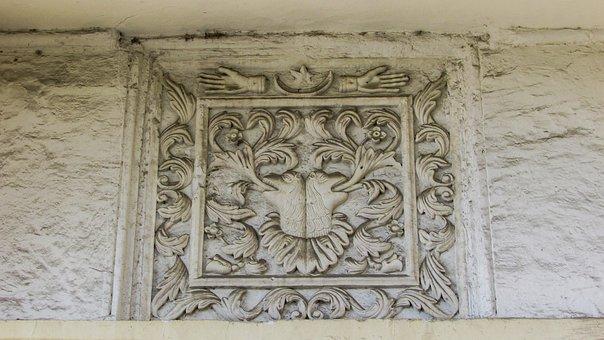 Lintel, Motif, Decorative, Ottoman, Artistic, House