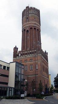 Lüneburg, Building, Facade, Jewel, Architecture
