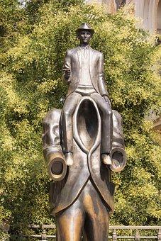 Kafka, Monument, Jewish Monument