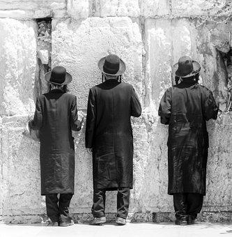 West Wall, Jerusalem, Israel, Jewish, Old, City, Stone