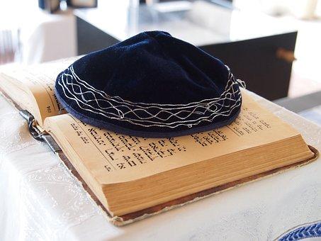 World Religion, Judaism, Kipa, Jewish Bible