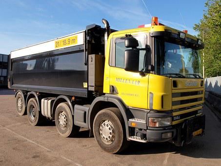 Truck, Lorry, Scania, Cargo, Transportation, Delivery