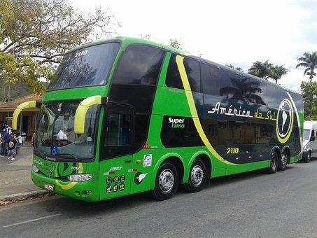 Bus, Scania, Marcopolo