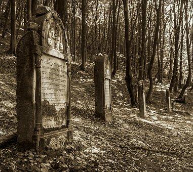 Poland, Kazimierz Dolny, Monument, Necropolis