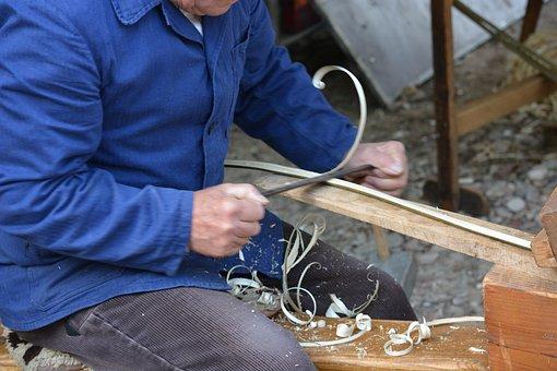 Craft, Ribbon Reisser, Man, Aussterbend, Barrel Bauer