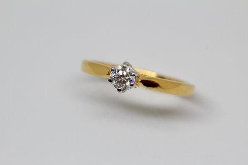Jewelry, Diamond, Ring, Gold, Diamond Ring, Marriage