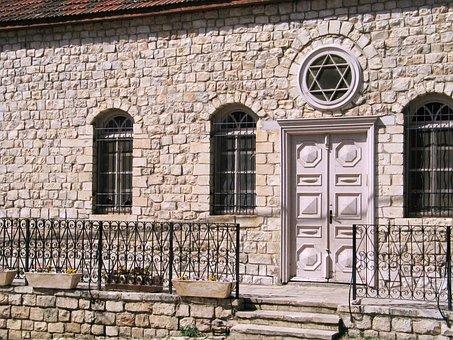 Synagogue, Golan, Jewish, Israel, Building