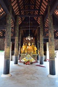 Temple, Buddha, Bless, Measure, Buddha Statue, Buddhism