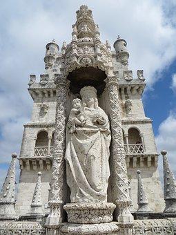 Torre, Lisbon, Tower, Torre Belem, Belem