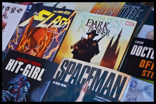 Comics, Books, Superheroes, The Dark Tower