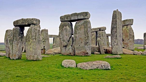 Stonehenge, Stone Age, Stone Circle, England