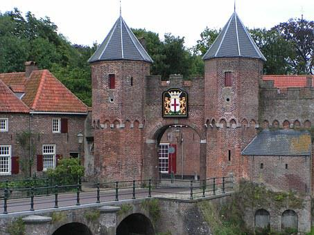 Amersfoort, Historical, History, Building, Old Town