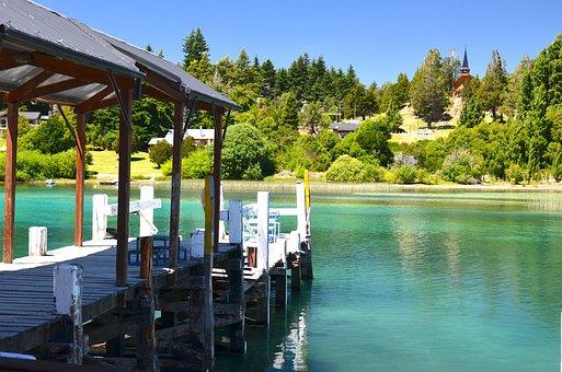 Lakes, Argentina, Bariloche