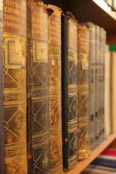 Book, Library, Archive, Old, Knowledge, Education