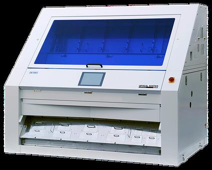 Satake, Electronics, Rgbs, Device, Optical Sensor