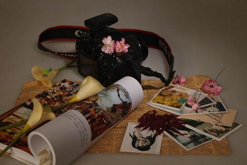 Camera, Books, Recall
