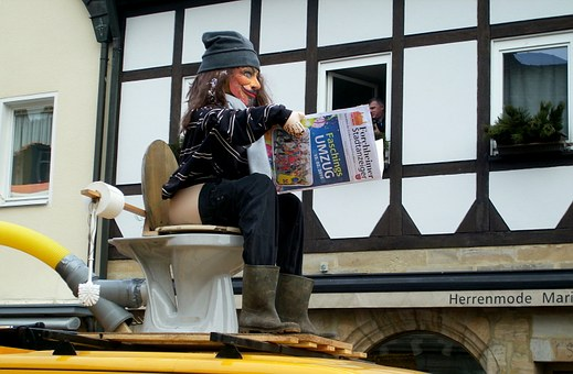 Carnival, Shrove Monday, Parade, Parade Floats