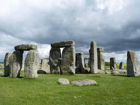 Cornwall, Stonehenge, England, Place Of Worship