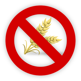 Wheat, Gluten, Allergy, Food, Allergen, Reaction, Sign