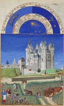 Très Riches Heures Du Duc De Berry, Barthélemy Van Eyck
