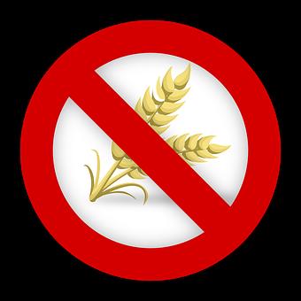 Wheat, Gluten, Allergy, Food, Allergen, Reaction, Sign