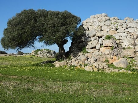 Prehistory, Minorca, Talaiot