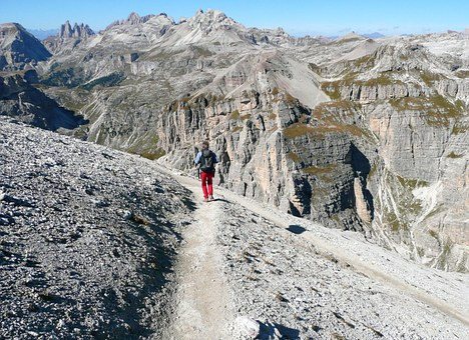 Mountain, Corvara, Sass Ongher, Austrian Alps, Odler