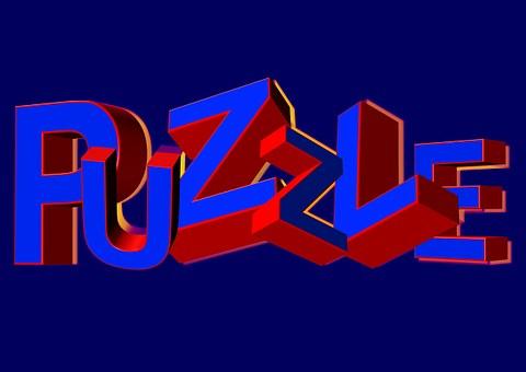 Puzzle, Letters, Puzzles, Secret, Quiz, Competition