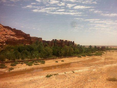 Marokko, Fez, Reizen, Reis, Woestijn, Desert, Mountains