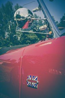Automobile, Automotive, Badge, Car, Chrome, Classic