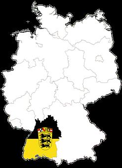Germany, Germany Map, Regions, Regions Germany