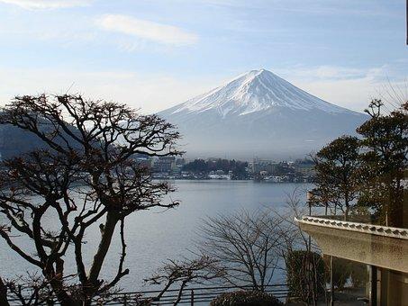 Mount Fuji, Japan, Trip